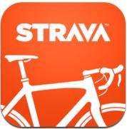 Strava Cycling Runkeeper onder wielren-apps iPhone