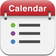 Agenda-apps Nederland iPhone Supercal Week Agenda