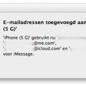 Veilig gebruik van iMessage (Berichten) op iPhone, iPad, Mac