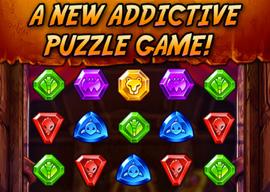 GU MA Tomb Breaker puzzelspel iOS