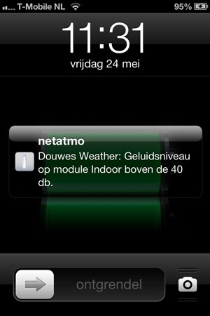 Notificatie-netatmo