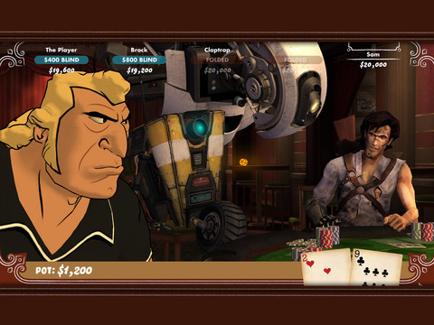 GU DO Poker Night 2 iPad iPhone