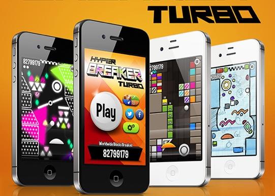 Hyper Breaker Turbo iPhone header