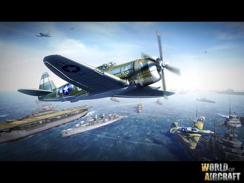 GU WO World of Aircraft iPad iPhone header