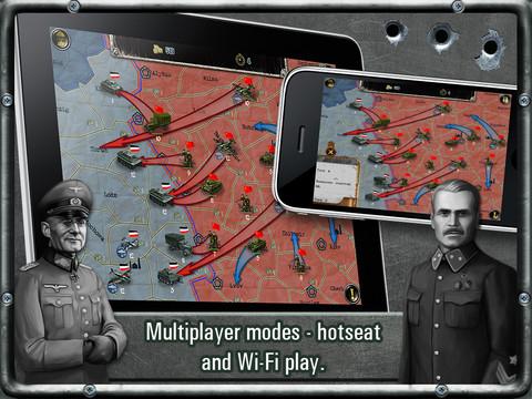 GU WO Strategy and Tactics iPad iPhone