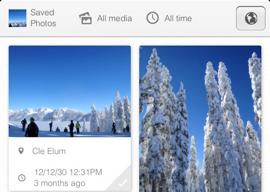 PhotosPro fotoalbum-app iPhone iPad