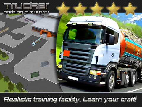 GU DI header Trucker Parking Simulator