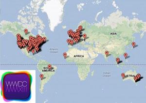 wwdc-kaart-wereld
