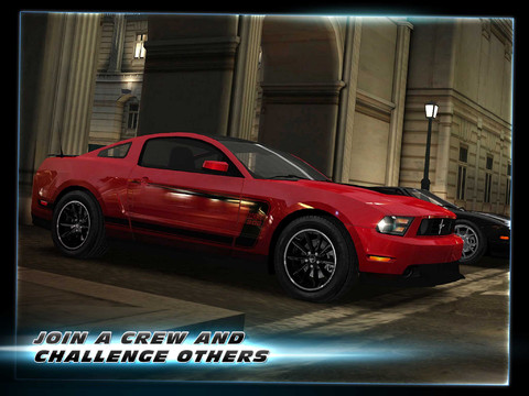 Fast and Furious begin dragrace iOS
