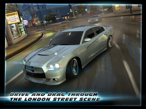 Fast and Furious 6 The Game iPad iPhone