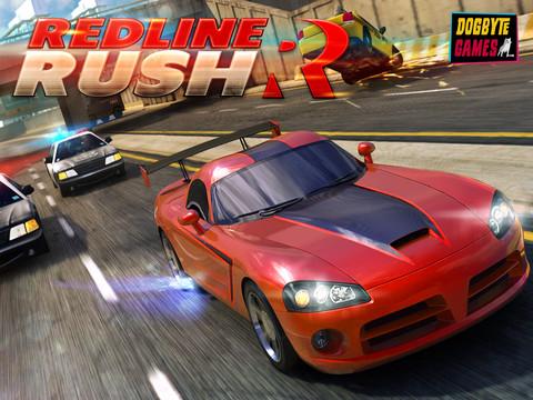 GU WO Redline Rush iPad iPhone header