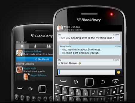iCulture Vandaag BlackBerry Messenger