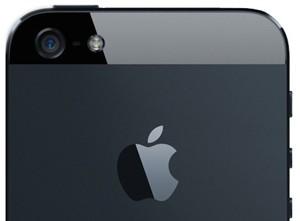 iPhone 5 achterkant