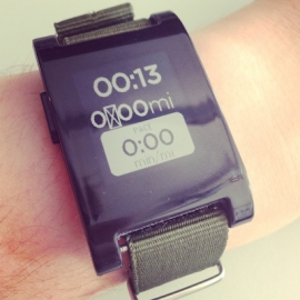 Pebble Runkeeper