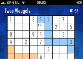 Sudovaria header iPhone iPad Sudoku-app