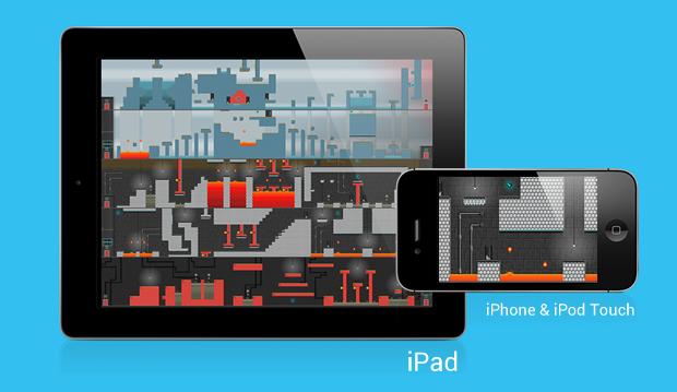 Pixel Press iOS packshot