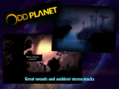 OddPlanet Limbo-kloon iPad iPhone