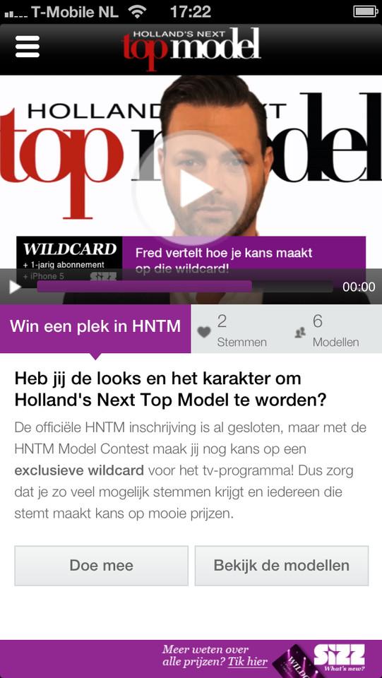 HNTM instructies model worden iPhone