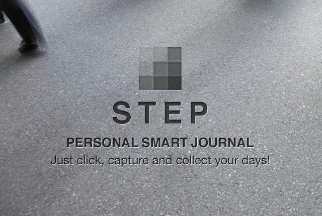 STEP Journal iPhone logo