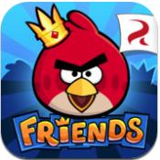 Angry Birds Friends uitgekomen voor iPhone en iPad: gratis deel met wekelijkse highscores