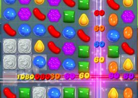 Candy Crush Saga nieuwe update iPhone iPad