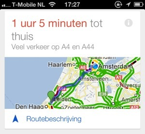 google now iphone file
