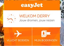 easyJet Passbook-ondersteuning 2.0