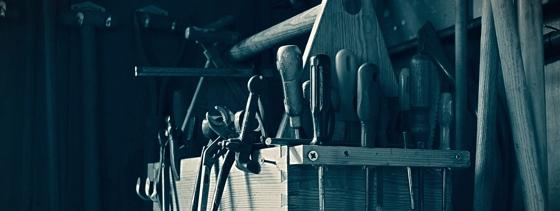 Handige iPhone tools gereedschapskist