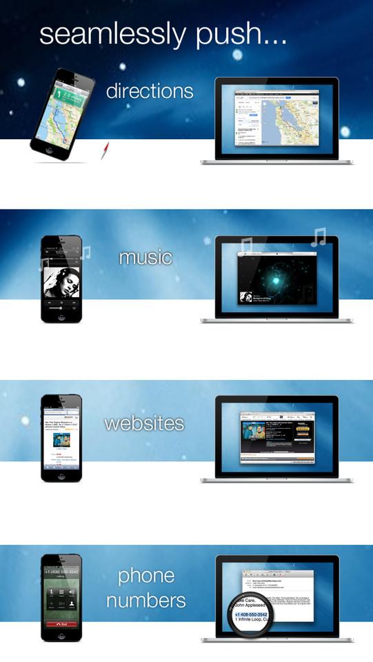 Handige iPhone tools BeamApp