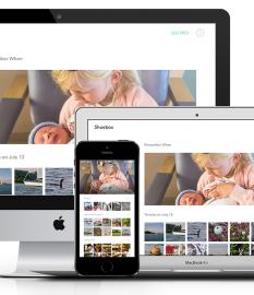 Shoebox voor iOS en MacOS
