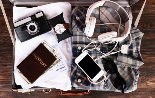 Koffer inpakken: de beste apps.