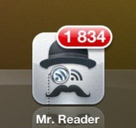 mr reader icoon