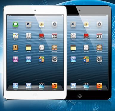 iPad mini saturn