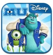 monsters university icoon