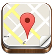 maps pro icoon
