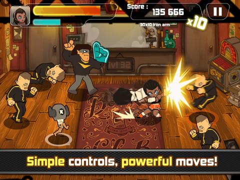 Beste iPhone games 2013 Combo Crew