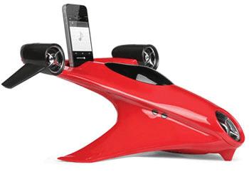 iphone-speaker-rood-handbewegingen