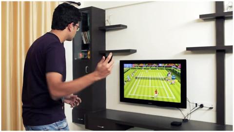 Motion Tennis foto
