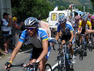 Tour de France foto van Dripps