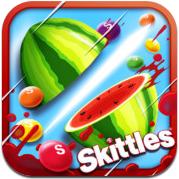 Fruit Ninja vs Skittles header