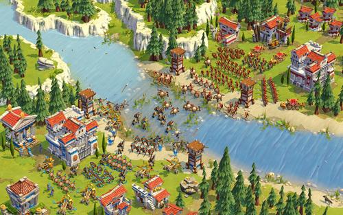 Age of Empires op iPhone en iPad