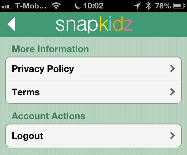 Snapkidz Snapchat