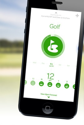 golf foresee