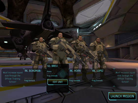 GU VR XCOM Enemy Unknown IC team