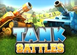 GU DI Tank Battles iPhone header