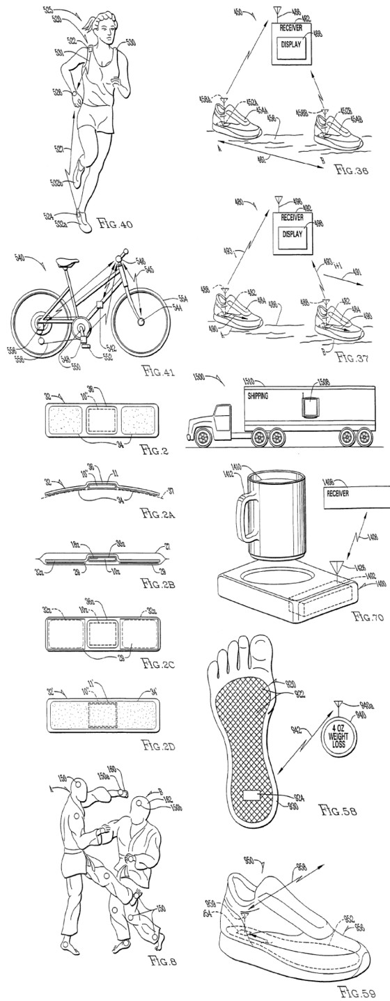 patent wearable computing