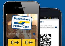 Bancontact Mister Cash iPhone-app