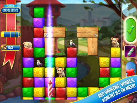 Pet Rescue Saga opvolger Candy Crush Saga