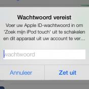 iOS 7 uitgelicht: nieuwe antidiefstal-functies in Zoek mijn iPhone