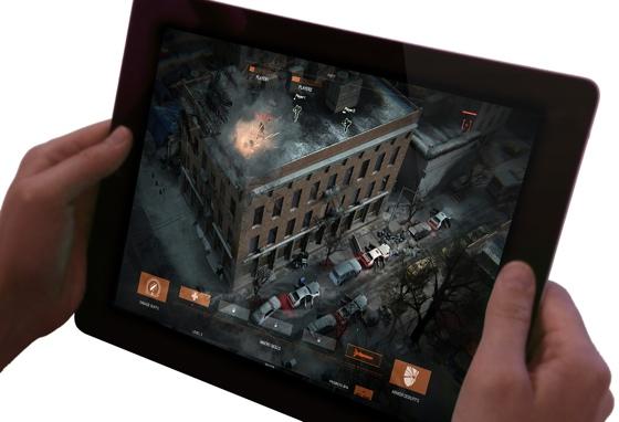 GU DI Ubisoft The Division iOS